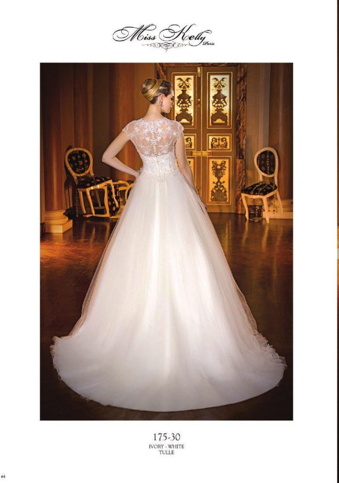 abito-sposa-Miss Kelly-2017-modello-171-30-retro