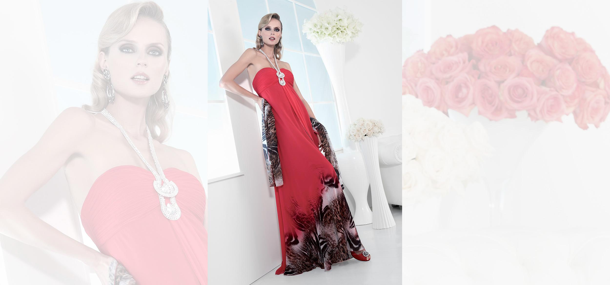 wholesale dealer 4c10e 711fb Musani collezione Couture 2016 abiti cerimonia donna (34 ...