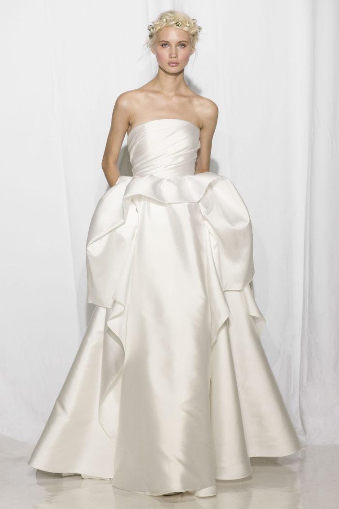 abito-sposa-Reem Acra-2017-modello-look 16-Lia
