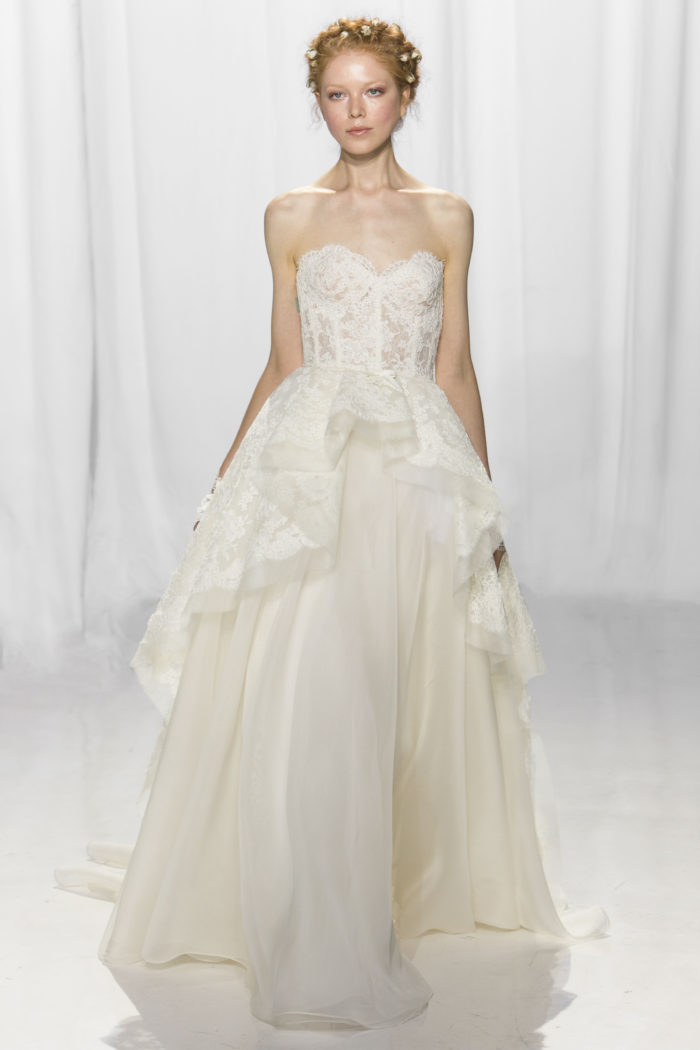 abito-sposa-Reem Acra-2017-modello-look 17-Taylor