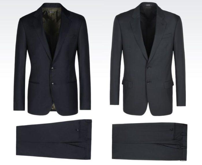 comprare a buon mercato sconto più votato più foto Giorgio Armani : abiti da sposo evergreen per la collezione ...