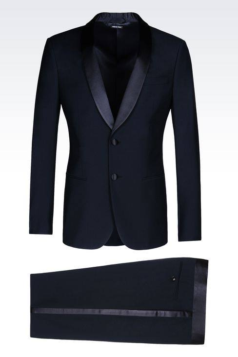 vendita online autorizzazione In liquidazione Giorgio Armani : abiti da sposo evergreen per la collezione ...