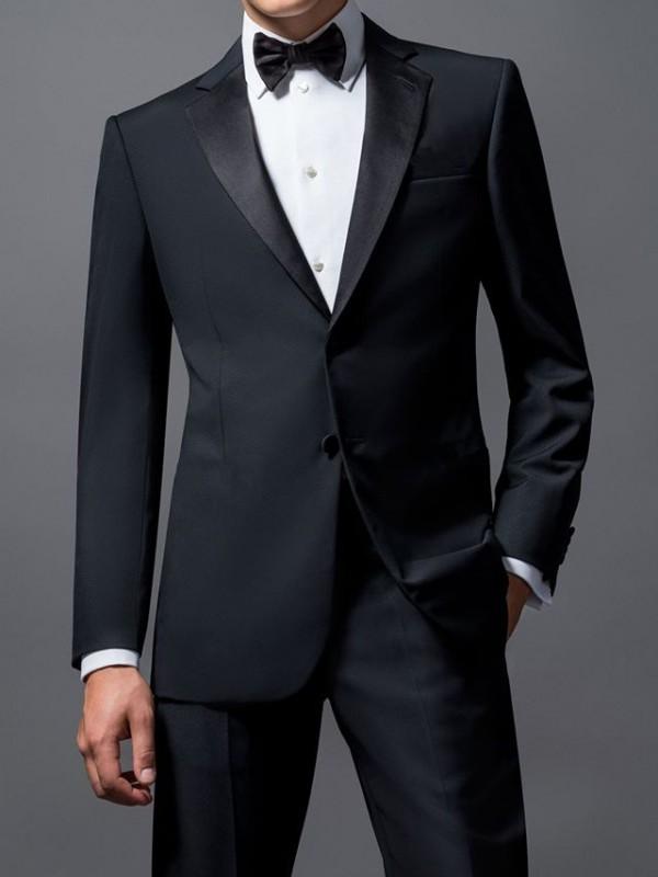 on sale ea34e e5a67 Giorgio Armani : abiti da sposo evergreen per la collezione ...