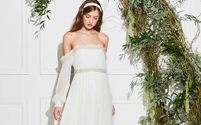 f3150e36a97c Rachel Zoe lancia la sua prima collezione di abiti da sposa per il 2018